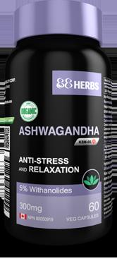 Ashwagandha by 88 Herbs