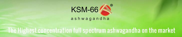 KSM 66 Ashwagandha