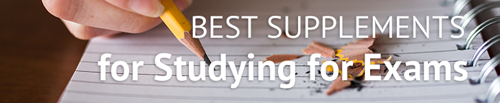 best natural supplements to help exam with studying